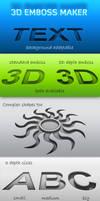 3D Emboss Maker by ArtoriusGothicus