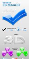3D Glossy Maker