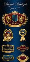 Royal Badges/Frames part 1/2