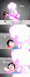 Message for steven 1/2 by Its-YamiSwan