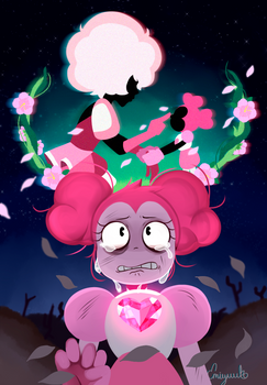 Spinel Steven Universe The Movie