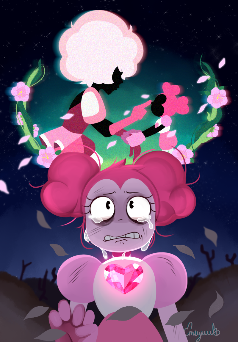 Steven Universe Wallpaper Phone Spinel Ranktechnology