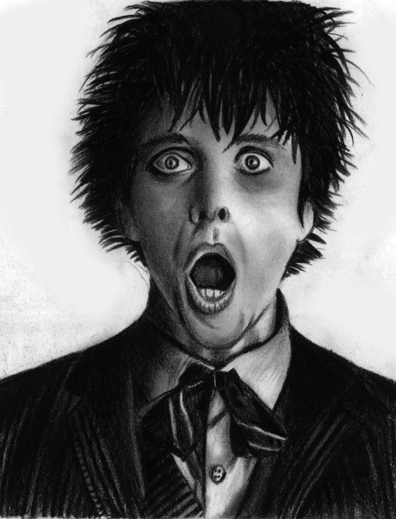 Billie Joe Armstrong by nehalsadhu