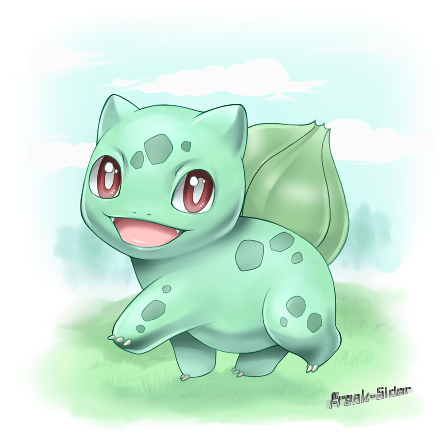 cute pokemon bulbasaur - photo #20
