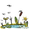 (F2U) Small Nature 2 : Pond2 by Ampraeh