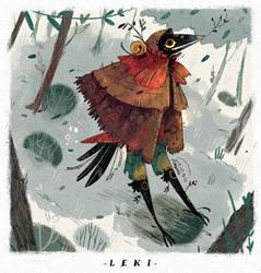 Doodle board : Leki