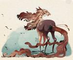Commission : theweirdfish