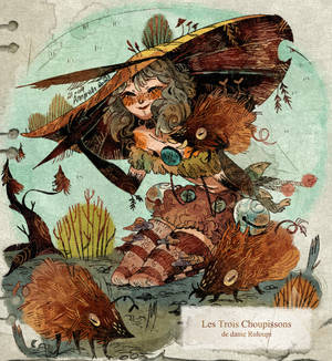 [TOLS] Les trois Choupissons de Dame Ruloupi