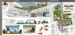 Samsun 19 May Path Urban Design Competition by bearsign