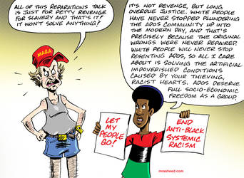 Repairing Racism's Destruction by mrasheed
