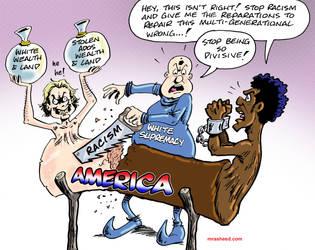 America's Enduring Sin by mrasheed