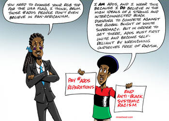 Rise of the American Descendants of Slavery by mrasheed