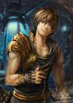 MY OC _ Lightning LEO PT by Triedg13