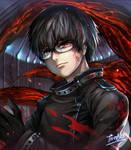 Fanart8 Ken Tokyo Ghoul-re rs by Triedg13