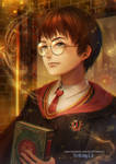 FA HarryPotter by TriEdg13