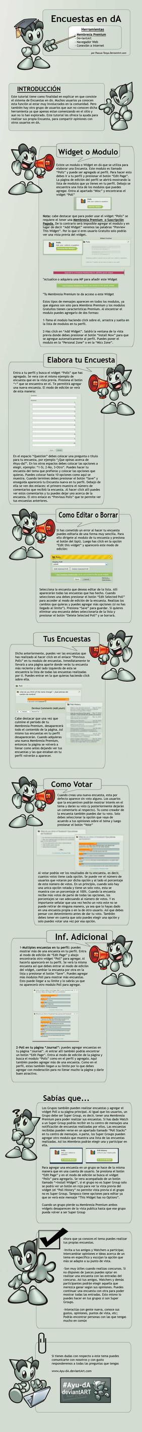 Encuestas en dA by Pascua-Tanya