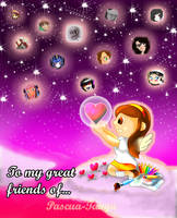 Happy Valentine Day Friends by Pascua-Tanya