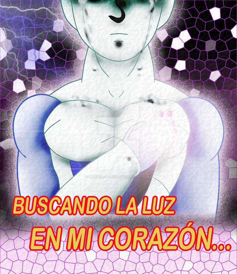 Buscando la luz en MI CORAZON (Cover) by Pascua-Tanya
