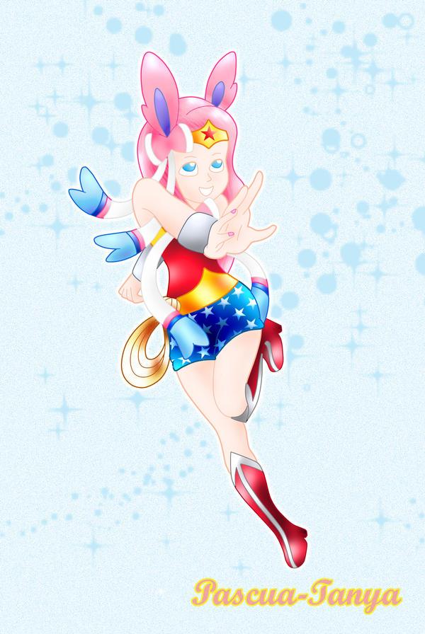 Sylveon The Wonder Woman