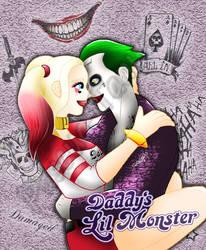 Harley Quinn x Joker
