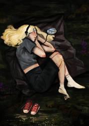 MoW: Alone by SilverYasminium