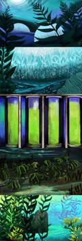 Algae by SilverYasminium