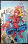 SPIDEY by Colour-of-Dreams