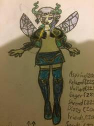 My Fairy OC: Pan