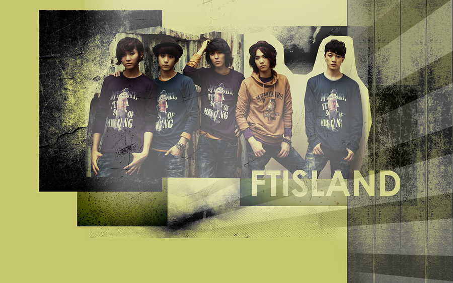 ft island wallpaper. FTISLAND Wallpaper by ~singthistune on deviantART