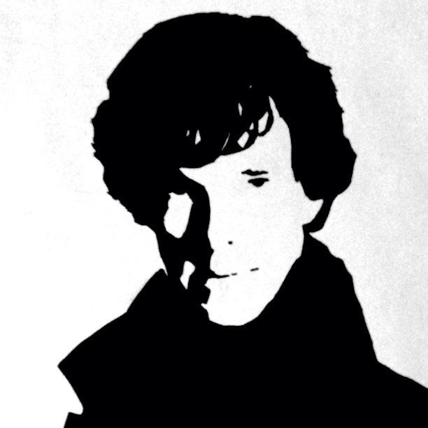 Sherlock Holmes Drawing by JackProductionsBbc Sherlock Drawing