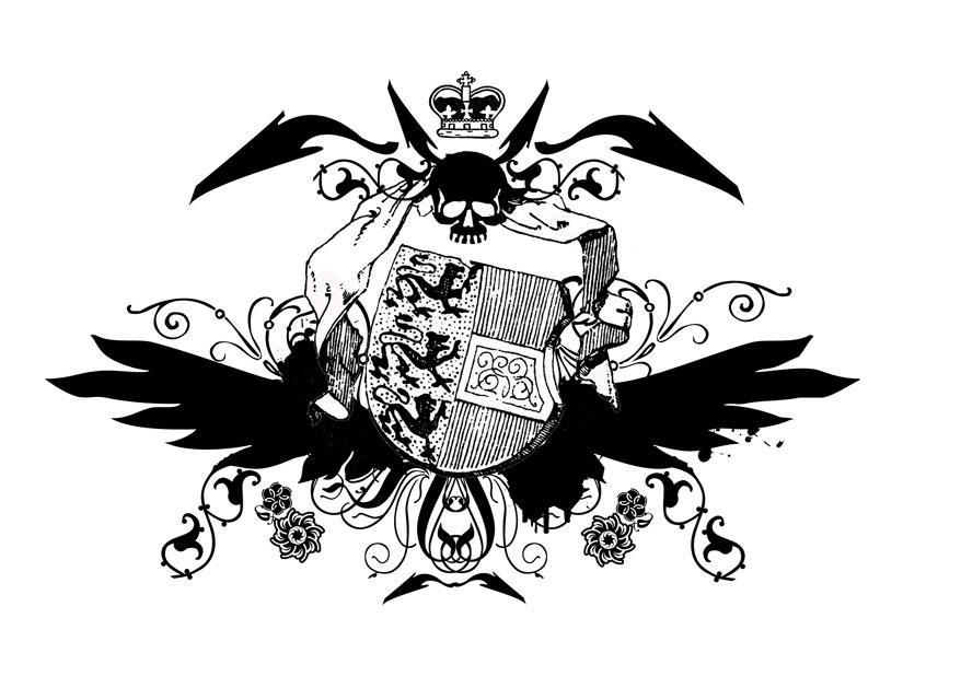Skull Black Ops Badge By Pronoia On DeviantArt