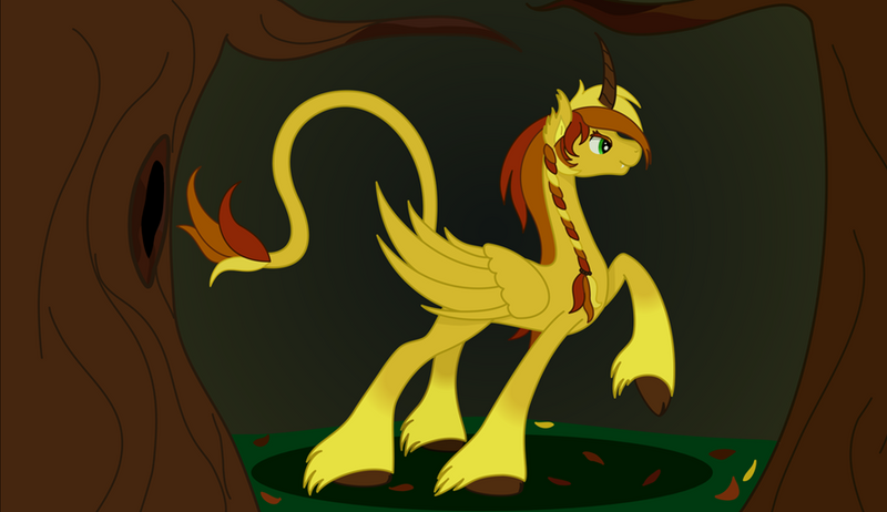 Deep in the Forest: Contest Prize by pretty-pegasus-wings