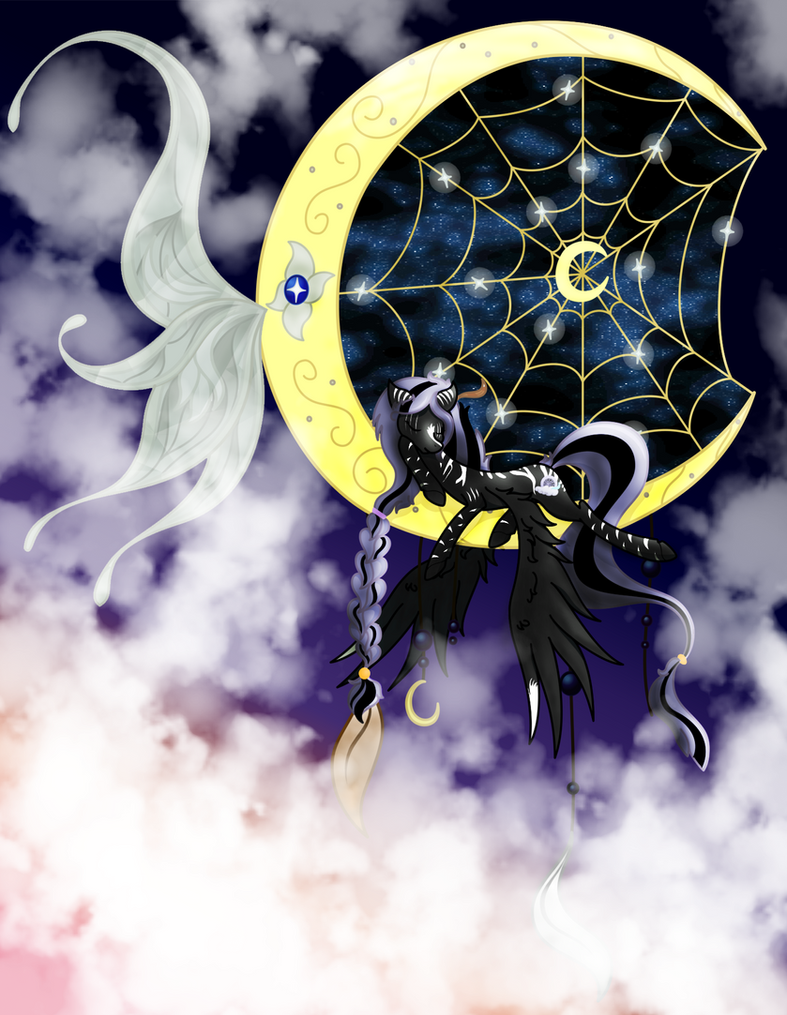TheEclipticLion Contest Entry: Whispy Dreams by pretty-pegasus-wings