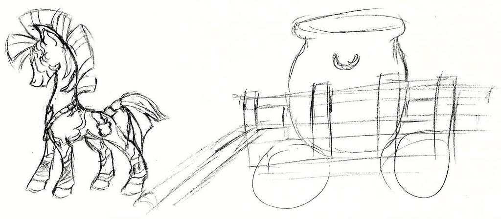 Zest Redraw Sketch by pretty-pegasus-wings