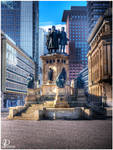 Frankfurt a.M. - Goethe Square