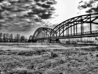 Frankfurt am Main - bridge 2 by Denis90