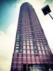 Frankfurt a.M. - Exhibition Tower by Denis90