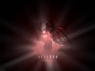 Illidan Stormrage by TankJnr