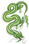 Just a Chinese dragon