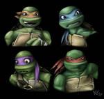 2012 Turtles