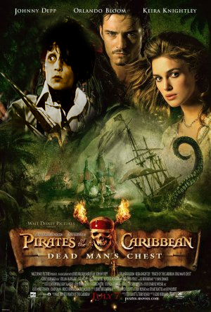 Pirates Of The Scissorhands