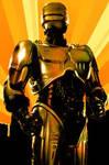Robocop goes to Newgrounds