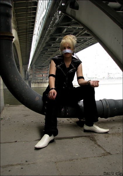 Reita by MaruGin