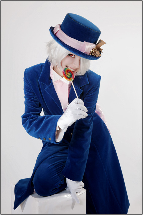 Xerxes Break Pandora Hearts Cosplay