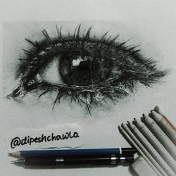 Tears Of Joy by dipeshchawla
