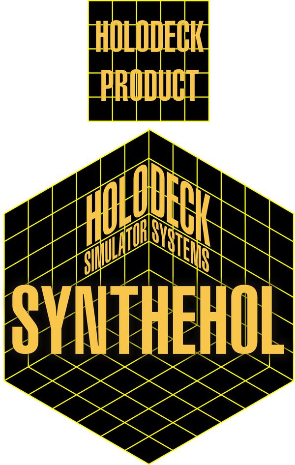 Synthehol Bottle Label by CmdrKerner
