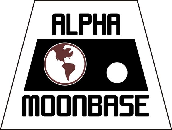 Alpha Moonbase Logo by CmdrKerner