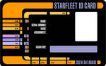 Starfleet ID Card