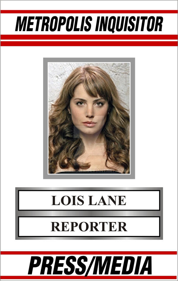 graphic relating to Lois Lane Press Pass Printable referred to as Pattern Push Pes El Vaquero Graphics Workers. Thrust P