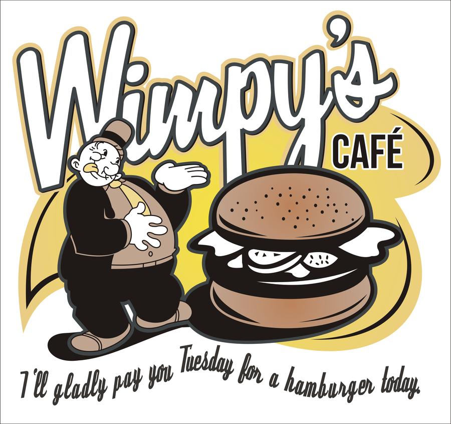 Wimpy's Cafe 1 by CmdrKerner